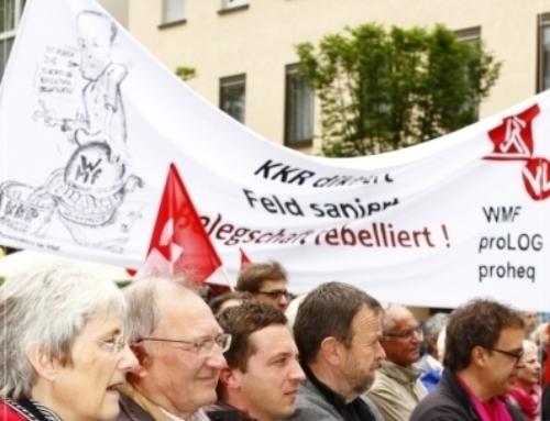 Landtagsabgeordneter Sascha Binder besorgt über Entwicklungen bei der WMF