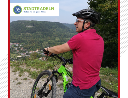 Stadtradeln 2020: Team Sascha Binder am Start