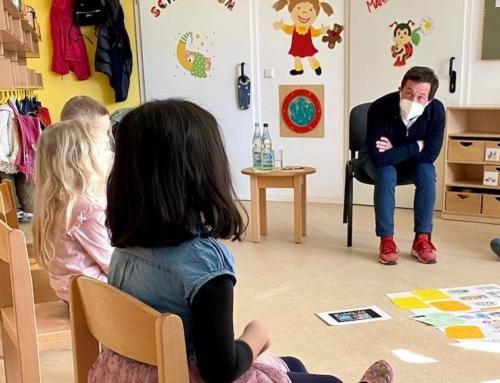 """Sascha Binder fordert mehr Personal für Kindergärten: """"Das Land darf Kommunen und Träger nicht alleine lassen"""""""